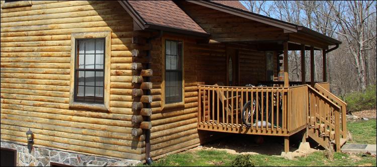 North Carolina Log Home Maintenance Mooresville, North Carolina